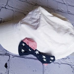 3a97422ea06bd Accessories - NWT America 4th of July Hat Womens One Size